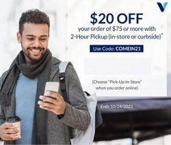 Beauty & Personal Care deals in the The Vitamin Shoppe catalog ( Expires today)