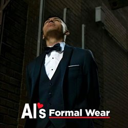 Al's Formal Wear catalogue ( Expired )