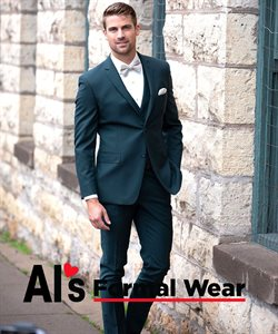 Al's Formal Wear catalogue ( More than a month )