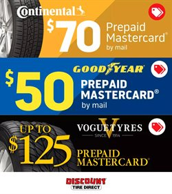 Automotive offers in the Discount Tire catalogue in Houston TX ( 2 days left )