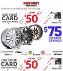 Discount Tire catalogue in Chicago IL ( 4 days left )