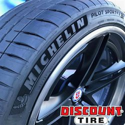 Automotive deals in the Discount Tire weekly ad in Dallas TX