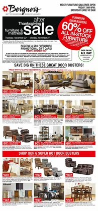 Bergner's deals in the Peoria IL weekly ad