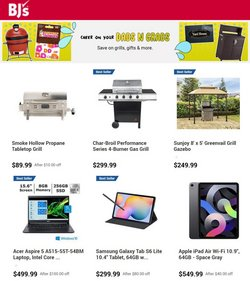 Department Stores deals in the BJ's catalog ( 4 days left)
