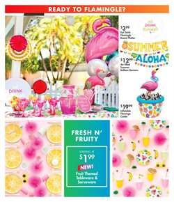 Balloon deals in the Party City weekly ad in Aiken SC