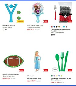 Stickers deals in the Party City weekly ad in Kent WA