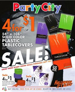 Kids, Toys & Babies deals in the Party City weekly ad in Chicago IL