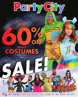 Kids, Toys & Babies deals in the Party City weekly ad in New York