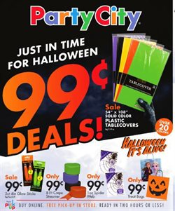 Kids, Toys & Babies deals in the Party City weekly ad in Pontiac MI