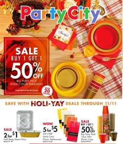 Kids, Toys & Babies deals in the Party City weekly ad in Union City CA