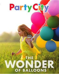 Party City deals in the New York weekly ad