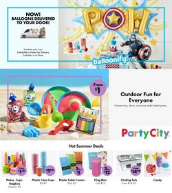 Kids, Toys & Babies deals in the Party City catalog ( 12 days left)