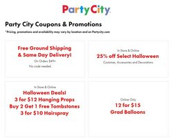 Kids, Toys & Babies deals in the Party City catalog ( 1 day ago)