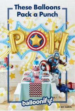 Kids, Toys & Babies deals in the Party City catalog ( 5 days left)