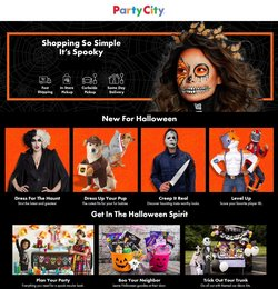 Kids, Toys & Babies deals in the Party City catalog ( 9 days left)