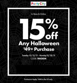 Kids, Toys & Babies deals in the Party City catalog ( Expires today)