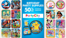 Party City deals in the Sterling VA weekly ad
