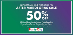 Kids, Toys & Babies deals in the Party City weekly ad in East Lansing MI