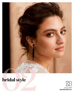 David's Bridal deals in the New York weekly ad