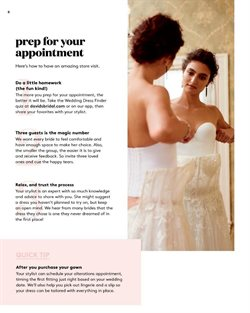 Lingerie deals in the David's Bridal weekly ad in Arvada CO
