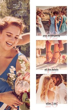 Earrings deals in the David's Bridal weekly ad in New York