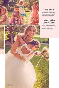 Accessories deals in the David's Bridal weekly ad in Charleston WV