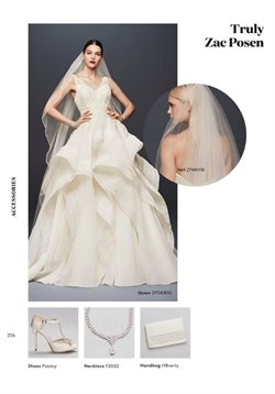 Handbag deals in the David's Bridal weekly ad in New York