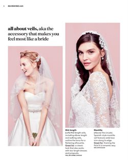 Accessories deals in the David's Bridal weekly ad in Rapid City SD