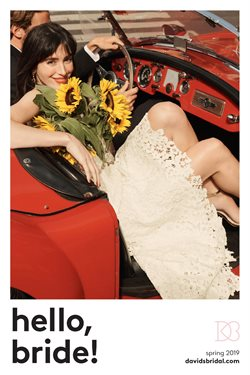 David's Bridal deals in the Los Angeles CA weekly ad