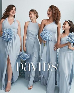 David's Bridal deals in the Richardson TX weekly ad