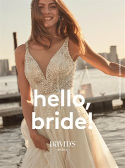 David's Bridal catalogue in Bethlehem PA ( More than a month )