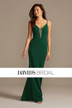 David's Bridal catalogue in Richardson TX ( 14 days left )