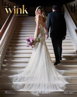 David's Bridal deals in the David's Bridal catalog ( More than a month)