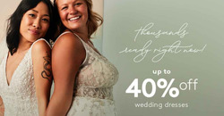 David's Bridal coupon in New York ( 9 days left )