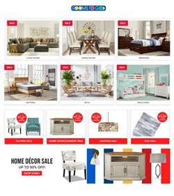 Home & Furniture offers in the Rooms To Go catalogue in Houston TX ( 3 days left )