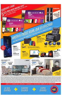 Rent a Center deals in the New York weekly ad