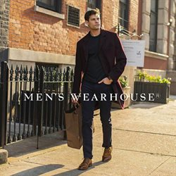 Men's Wearhouse deals in the New York weekly ad