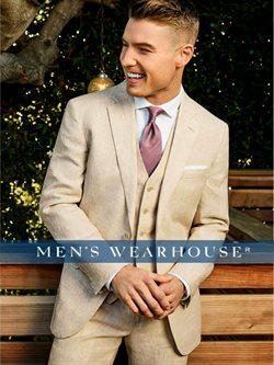 Men's Wearhouse catalogue in Sugar Land TX ( Expired )