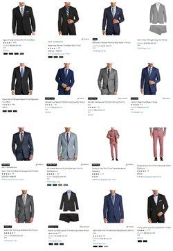 Suit deals in Men's Wearhouse
