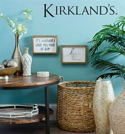 Home & Furniture deals in the Kirkland's weekly ad in New York