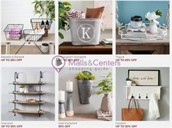 Home & Furniture offers in the Kirkland's catalogue in Rockford IL ( Expires tomorrow )