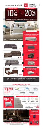 Spotsylvania Crossing Shopping Center deals in the Value City Furniture weekly ad in Fredericksburg VA
