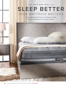 Mattress deals in the Value City Furniture weekly ad in Lorain OH