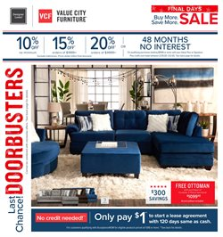 Home & Furniture offers in the Value City Furniture catalogue in Elyria OH ( Published today )
