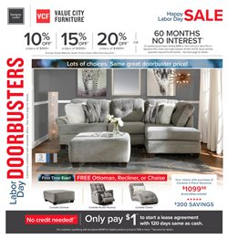 Value City Furniture catalogue ( Expired )