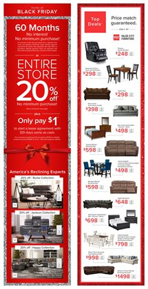 Value City Furniture catalogue ( 3 days left )