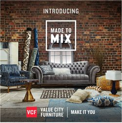 Dulles Town Crossing deals in the Value City Furniture weekly ad in Sterling VA