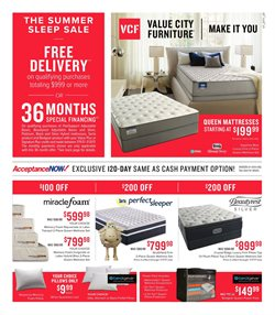 Governor's Square Shopping Center deals in the Value City Furniture weekly ad in Bear DE