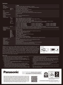 Exhaust deals in Panasonic