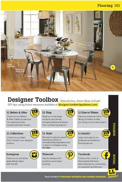 Furniture deals in the Lumber Liquidators weekly ad in Akron OH